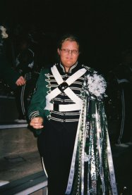 If you grew up in Texas, homecoming was always a big deal. This was me in high school as a sophomore in 2009. I got rid of that mum in 2016, after sitting on a wall at home like a trophy I didn't care about anymore.