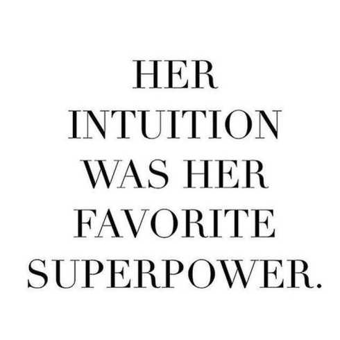 IntuitionQuote